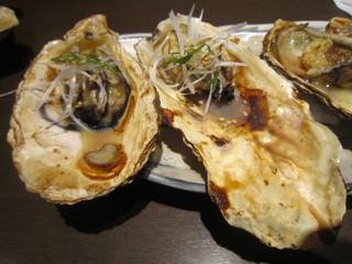 牡蠣屋うらら 聖蹟桜ヶ丘店 - 和風焼き