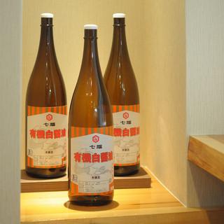 愛知県七福醸造の有機白醤油を100%使用し2013年創業