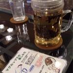 横浜亜熱帯茶館 - 鉄羅漢 900円