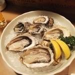 23475976 - 厚岸・ニージーランド・オーストラリア・アイルランドの牡蠣