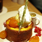 タルタート - フレンチトースト(きんかん)