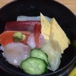 あおやま - ミニ海鮮丼