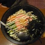 チング - 石焼明太マヨビビンバ