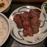 23478757 - ねぎし定食(1200円)