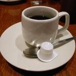 カプリチョーザ - サービスのホットコーヒー