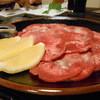 佐渡屋 - 料理写真:タン