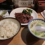 旨味太助 - 牛タン定食(1.5人前)1/5