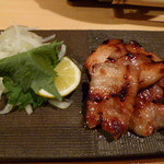 こらぁ源 - 【三元豚の西京焼き】