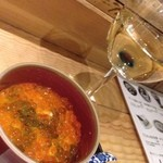 Nakamegurokakiiredoki - いくらの茶碗蒸し♥︎