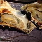 Nakamegurokakiiredoki - 焼き牡蠣!