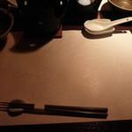 Nozomi - テーブルセッティング