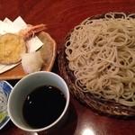 手打ちそば 遠山 - 2013/12
