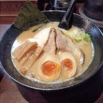 23483786 - 特製胡麻らー麺