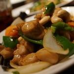 23483792 - 鶏肉とカシューナッツ炒め