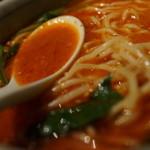 紅燈籠 - スープ