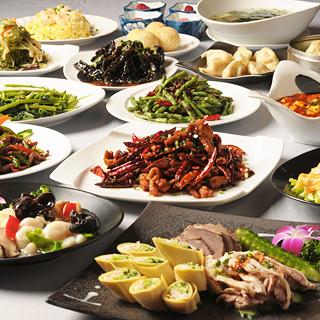 【宴会】本場で修業を重ねたシェフが振る舞う本格中華料理