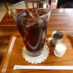 珈琲園 - 「アイスコーヒー」