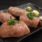 わしの肉 - 焼肉屋のごはんもの!!旨い肉と酢飯でさっぱりと☆