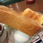 白鳥 - パンも分厚い~♪