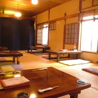 歓送迎会・同窓会を神楽坂の風情あるお座敷で。