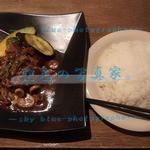 Kaferesutorankomodo - ディナー 1,780円