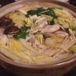 食彩や 魚太郎 - 寄せ鍋 ぐつぐつ(^q^)