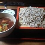 四季の味処 ふみ佶 - 【2013/12】角煮せいろ