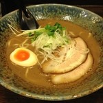 自己流ラーメン綿麺 - 和風ラーメン(700円)