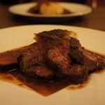 アンサンブル - 国産牛フィレ肉のロースト