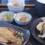 23492831 - 2013/11/17漁師の朝飯1029円
