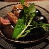 風の森 - 料理写真:夕食の佐賀牛。