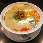 23495719 - 胡麻風味のあっさりしたタンタン麺!(¥ 880)