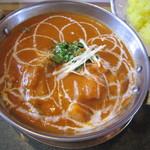 マウント エベレスト レストラン - 野菜カレー☆