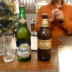 東・西 - ロシアビール