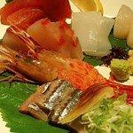 魚和食 浜菜虎 - お刺身盛合せ