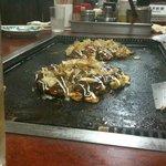 アヤ - 料理写真:お好み焼き