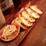 ABC 肉とワインのおいしい店 - 相模豚のリエット