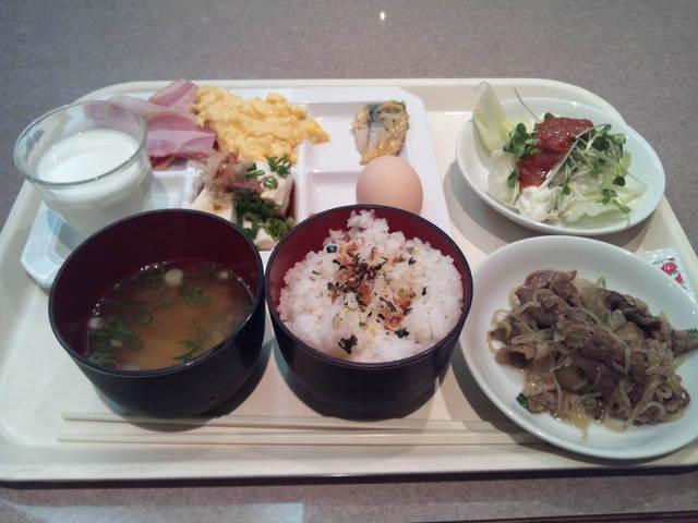 「ホテルクライトン新大阪 朝食」の画像検索結果