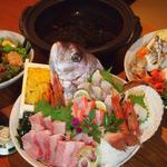 Sushi Dining 旬 - 海鮮しじみしゃぶしゃぶ鍋コース