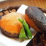 Sushi Dining 旬 - ホタテしんじょう