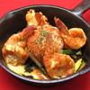 よしひろ - 料理写真:えび香味スパイス焼