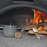 カフェドペイザン - 薪窯で煮込むココット料理