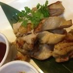 文化亭 - 奥三河鶏のグリル