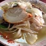 福龍 - 五目麺700円