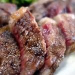 牛たん にし - 和牛ステーキが美味い