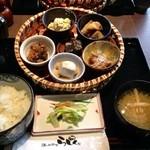 酒と和惣菜 らしく - おばんざい定食