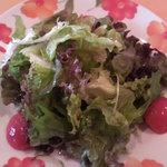 びわ亭 - 料理写真:サラダ