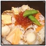 炭家米蔵 - 北海釜飯♬