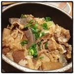 炭家米蔵 - 牛牛蒡釜飯♬