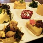 まんぞうハーツ - 旬の京野菜を使ったお料理をあなた好みにチョイスできます♪